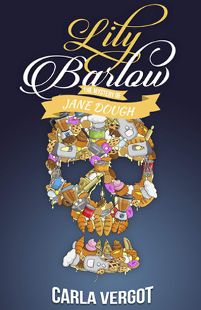 Lily Barlow Jane Dough New Book Cover