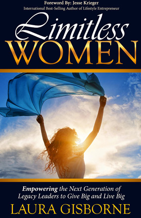 Limitless Women New Book Cover