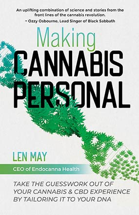Making Cannabis Personal Book Cover