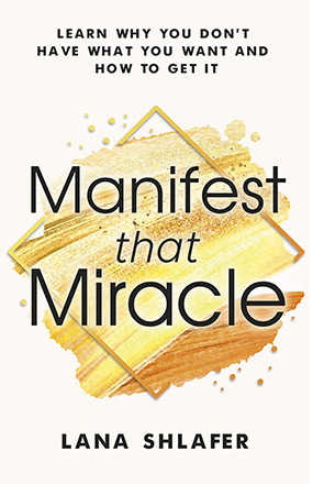 Manifest that Miracle New Book Cover