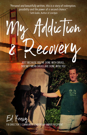 My Addiction & Recover New Book Cover