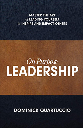 On Purpose Leadership New Book Cover