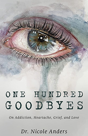 One Hundred Goodbyes New Book Cover