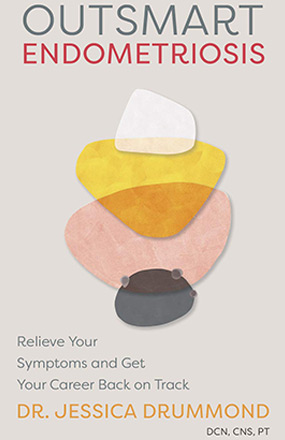 Outsmart Endometriosis New Book Cover