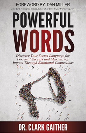Powerful Words New Book Cover