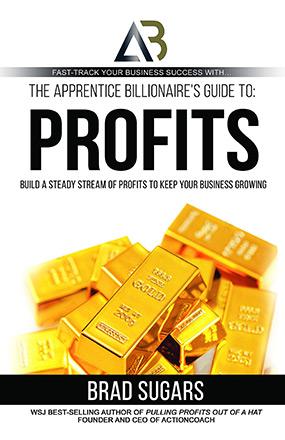 Profits New Book Cover