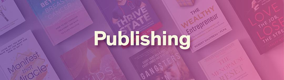Publishing Heading Image