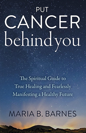Put Cancer Behind You New Book Cover