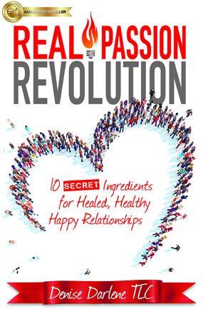 Real Passion Revolution New Book Cover