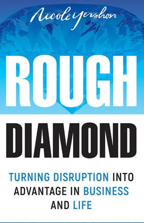 Rough Diamond New Book Cover