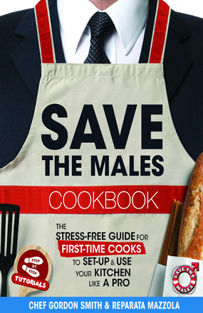 Save the Males New Book Cover