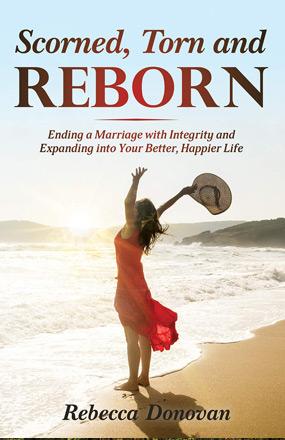 Scorned Torn & Reborn New Book Cover