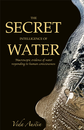 Secret Intelligence of Water New Cover