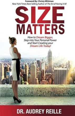 Size Matters New Book Cover