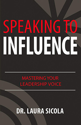 Speaking to Influence New Book Cover