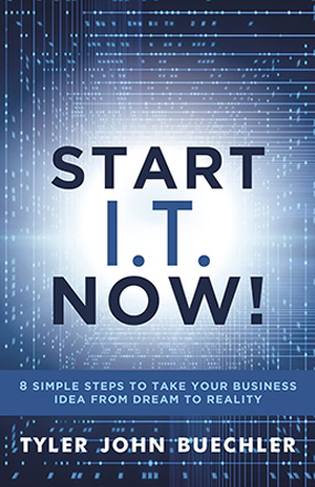 Start IT Now New Book Cover