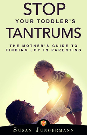 Stop Your Toddler's Tantrums New Book Cover