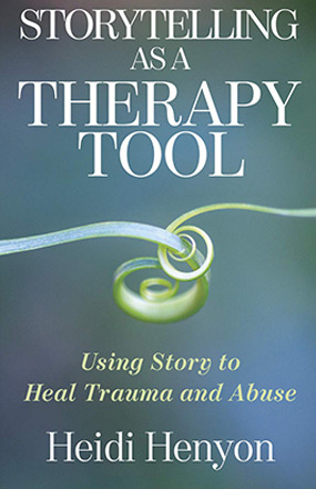 Storytelling as a Therapy Tool New Book Cover