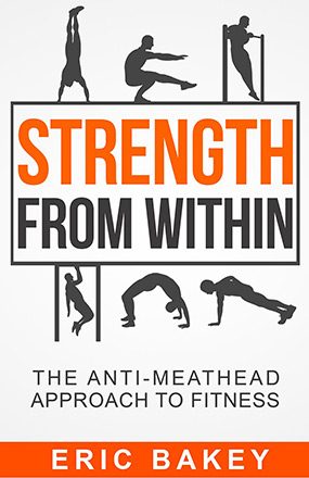 Strength from Within New Book Cover