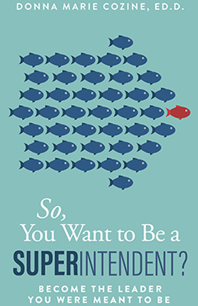 So You Want to be Superintendent New Book Cover