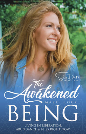 The Awakened Being New Book Cover