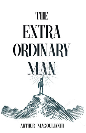 The Extra Ordinary Man New Book Cover