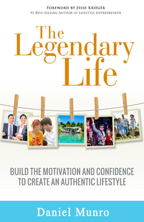 The Legendary Life New Book Cover