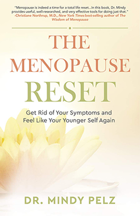 The Menopause Reset New Book Cover