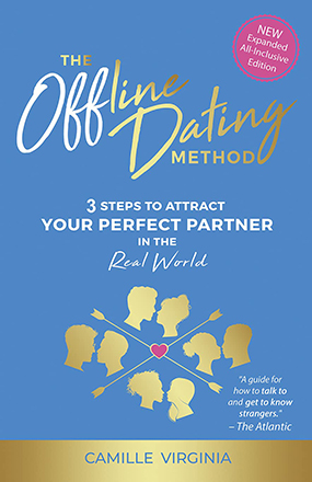 The Offline Dating Method New Cover