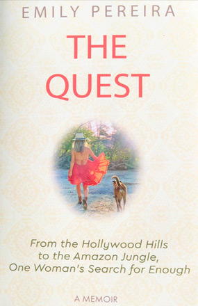 The Quest New Book Cover