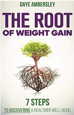 The Root of Weight Gain New Book Cover