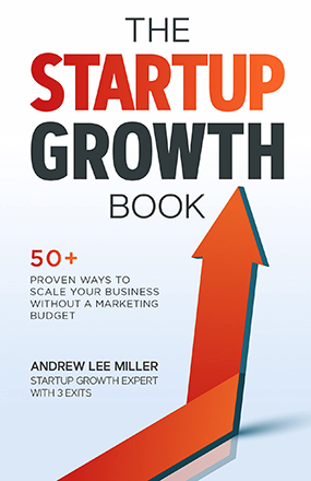 The Startup Growth New Book Cover