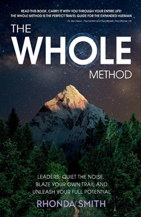 The Whole Method New Book Cover