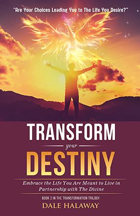 Transform Your Destiny New Book Cover