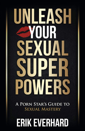 Unleash Your Sexual Superpower New Book Cover