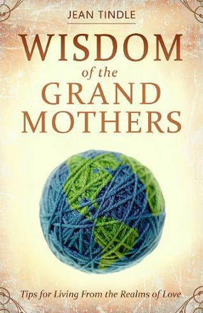 Wisdom of the Grandmothers New Book Cover