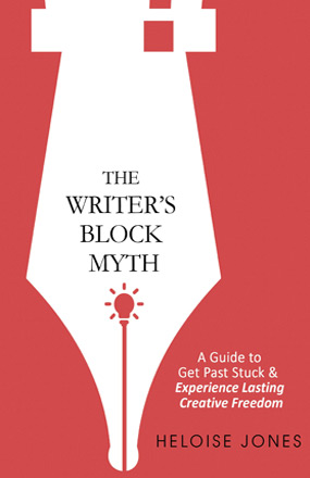 The Writers Block Myth New Book Cover